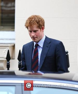 Prince Harry Crowned Coolest Man In The World