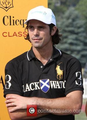 Nacho Figueras during the 3rd annual Veuve Clicquot Polo Classic on Governors Island New York City, USA - 27.06.10