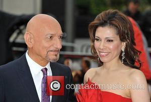 Ben Kingsley and Prince