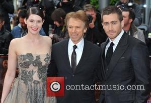 Gemma Arterton, Jerry Bruckheimer and Prince