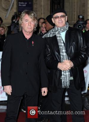 Status Quo and Albert Hall