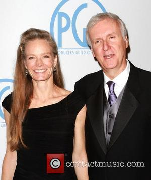 Suzy Amis and James Cameron  The 22nd Annual Producers Guild (PGA) Awards held at The Beverly Hilton Hotel -...
