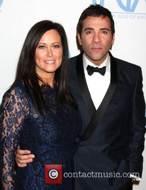 Michelle Jones and Steve Lee Jones The 22nd Annual Producers Guild (PGA) Awards held at The Beverly Hilton Hotel -...
