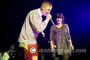 Lily Allen and Professor Green
