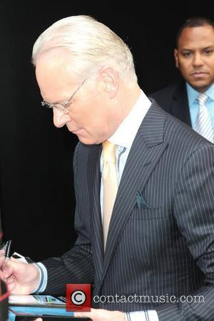 Tim Gunn and Nina Garcia