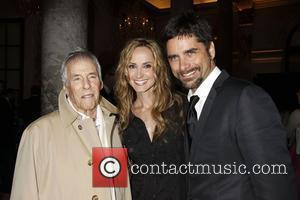 Burt Bacharach, Chely Wright and John Stamos  Opening night after party for the Broadway musical 'Promises, Promises' held at...