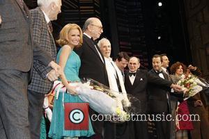 Dick Latessa, Burt Bacharach, Kristin Chenoweth, Neil Simon, Rob Ashford and Sean Hayes