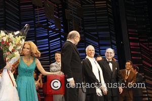 Kristin Chenoweth, Burt Bacharach and Neil Simon