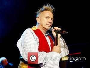 Singer John Lydon of PiL, Public Image Ltd  performs live on stage at the Shepherds Bush Empire London, England...