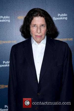 Fran Lebowitz at a screening of 'Public Speaking' held at The Museum of Modern Art  New York City, USA...