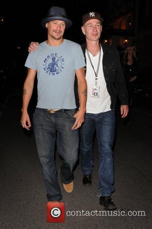 Kid Rock and Robert Ritchie