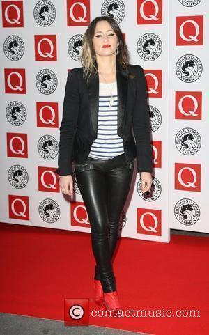 KT Tunstall The Q Awards 2010 held at Grosvenor House - Arrivals London, England - 25.10.10