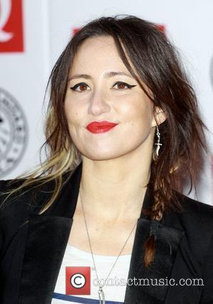 KT Tunstall The Q Awards 2010 - Arrivals  London, England - 25.10.10