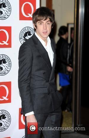 Miles Kane The Q Awards 2010 held at the Grosvenor House -Arrivals. London, England - 25.10.10