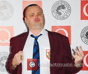 Al Murray,  The Q Awards 2010 held at the Grosvenor House -Arrivals. London, England - 25.10.10