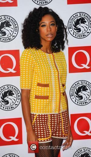 Corrine Bailey Rae,  The Q Awards 2010 held at the Grosvenor House -Arrivals. London, England - 25.10.10