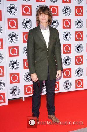 Paolo Nutini,  The Q Awards 2010 held at the Grosvenor House -Arrivals. London, England - 25.10.10