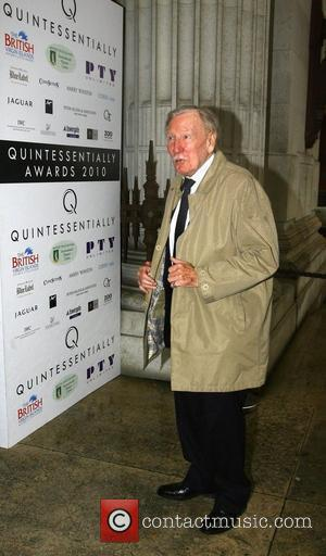 Leslie Phillips Quintessentially Awards at Freemasons Hall, Covent Garden. London, England - 01.06.10