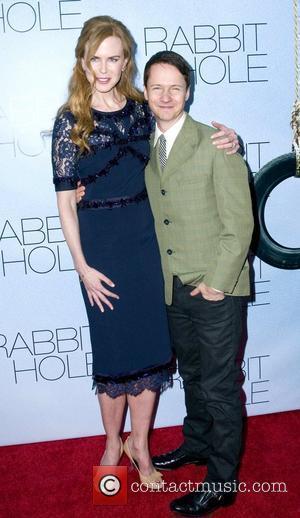 Nicole Kidman and John Cameron