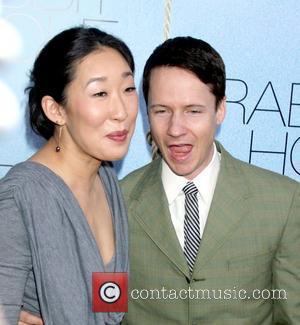 Sandra Oh and John Cameron Mitchell