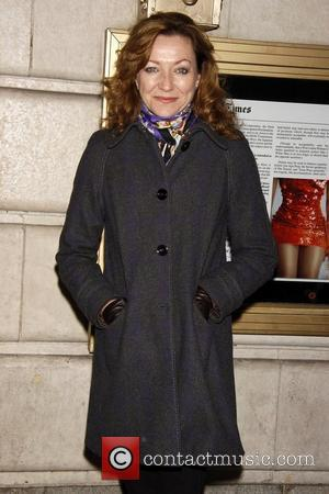 Julie White Opening night of the Broadway play 'Race' at the Ethel Barrymore Theatre New York City, USA - 06.12.09