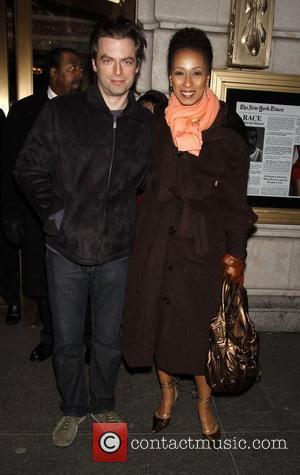 Justin Kirk and Tamara Tunie