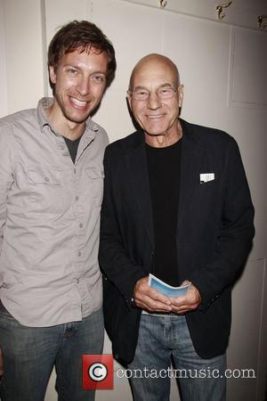 Michael Friedman and Patrick Stewart