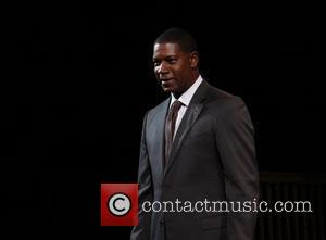 Dennis Haysbert  Closing night of the Broadway production of 'Race' at the Barrymore Theatre - curtain call New York...
