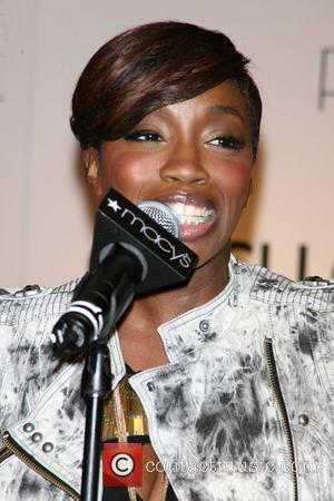 Singer Estelle Performs and Estelle