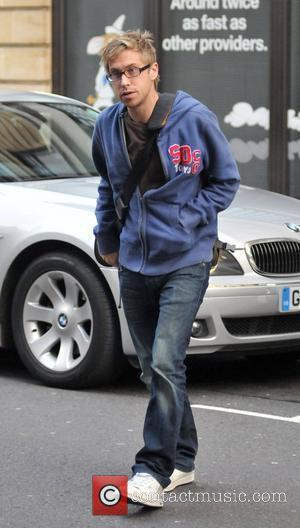 Russell Howard arriving at the BBC Radio 1 studios London, England - 28.10.10