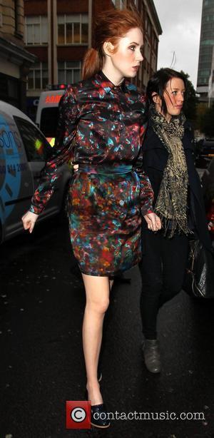 Karen Gillan and Fearne Cotton