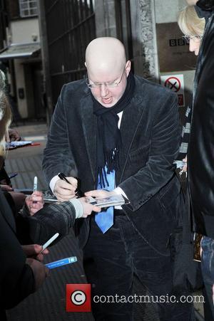 Matt Lucas arriving at the BBC Radio 1 studios London, England - 17.12.10