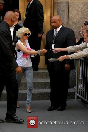 Christina Aguilera, Oprah Winfrey and The Oprah Winfrey Show
