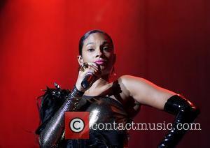Alesha Dixon performing at Radio City 96.7 LIVE event held at Liverpool Echo Arena Liverpool, England - 15.08.10