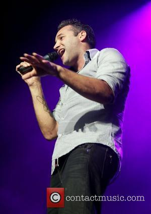 Dane Bowers performing at Radio City 96.7 LIVE event held at Liverpool Echo Arena Liverpool, England - 15.08.10