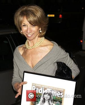 Helen Worth ,  at The Radio Times Covers Party 2011 held at Claridge's Hotel. London England - 18.01.11