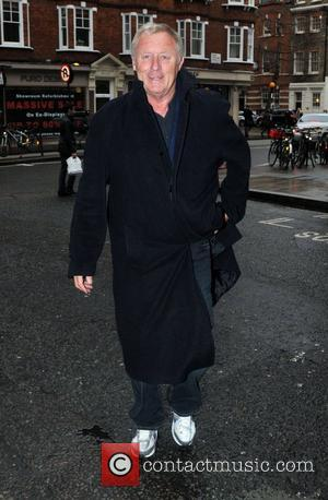 Chris Tarrant leaving the BBC Radio Two studios London, England - 12.01.10