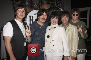 Sir Paul Mccartney, Chita Rivera, George Harrison, John Lennon, Neil Simon and Ringo Starr