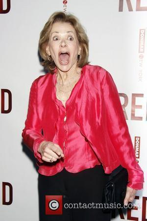 Jessica Walter  Opening night of the Broadway play 'Red' at the Golden Theatre.  New York City, USA-01.04.10