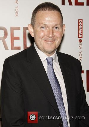 John Logan Opening night of the Broadway play 'Red' at the Golden Theatre - After Party New York City, USA...