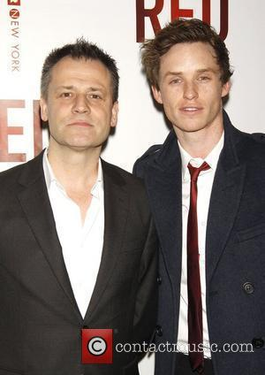 Michael Grandage and Eddie Redmayne