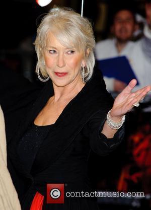 Royal Festival Hall, Bruce Willis, Helen Mirren
