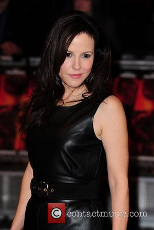 Mary Louise Parker,  The UK premiere of 'RED' held at the Royal Festival Hall - Arrivals London, England -...