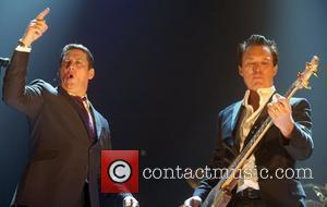 Spandau Ballet performs on stage during 'The Reformation Tour' at the Palacio Vistalegre  Madrid, Spain - 15.03.10