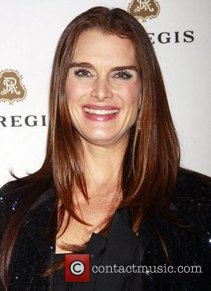 Brooke Shields attending the celebration for St. Regis & Resorts 21st hotel and the unveiling of the St. Regis Collection...