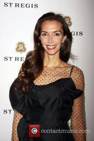Olivia Chantecaille attending the celebration for St. Regis & Resorts 21st hotel and the unveiling of the St. Regis Collection...