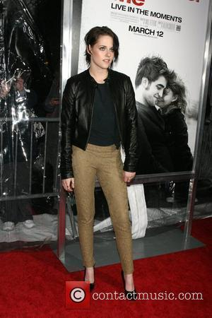 Stewart Supports Pattinson At New York Premiere