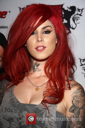 Kat Von D Revolver Golden Gods Awards at Club Nokia Los Angeles, California - 08.04.10