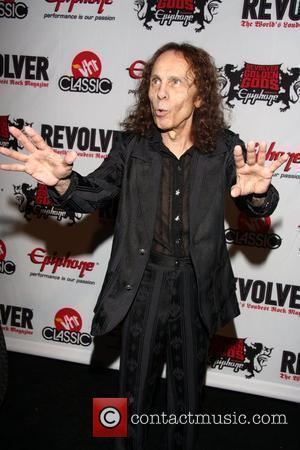 Ronnie James Dio Revolver Golden Gods Awards at Club Nokia Los Angeles, California - 08.04.10