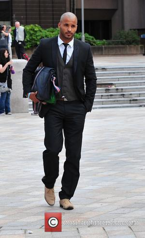 Ricky Whittle The 'Hollyoaks' actor leaving Liverpool Crown court, where he is accused of deliberately knocking over paparazzi photographer, Stephen...